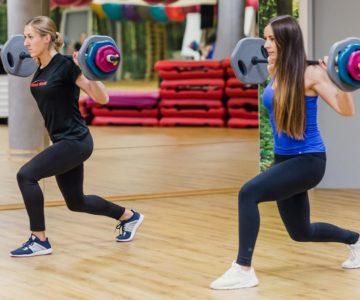 Fitness World Szczecin - sztangi