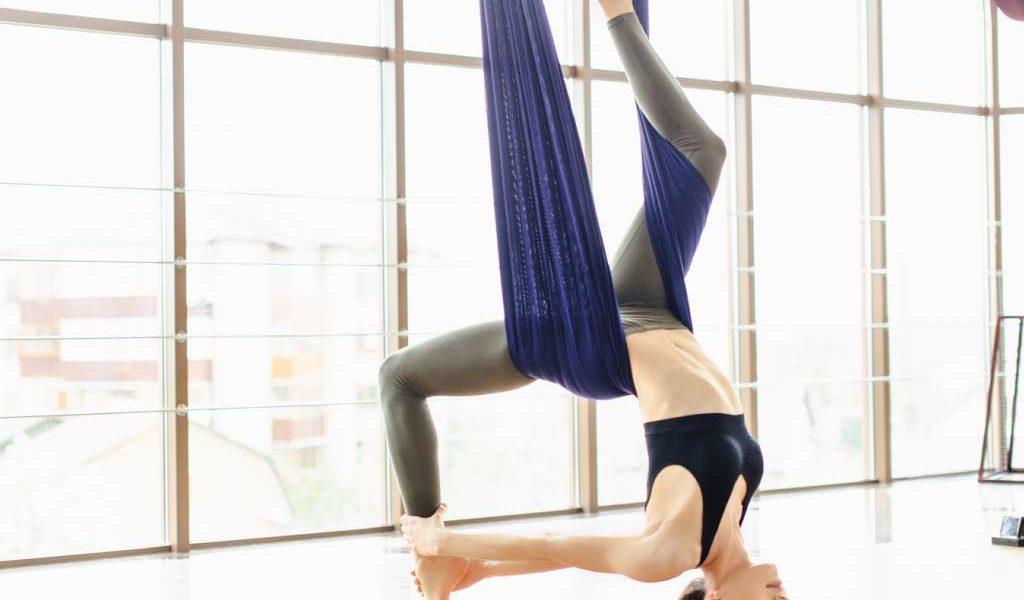 Fitness World Szczecin - yoga fly