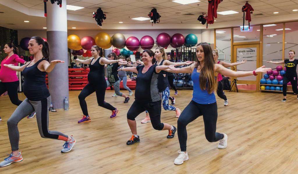 Fitness World Szczecin - aerobik
