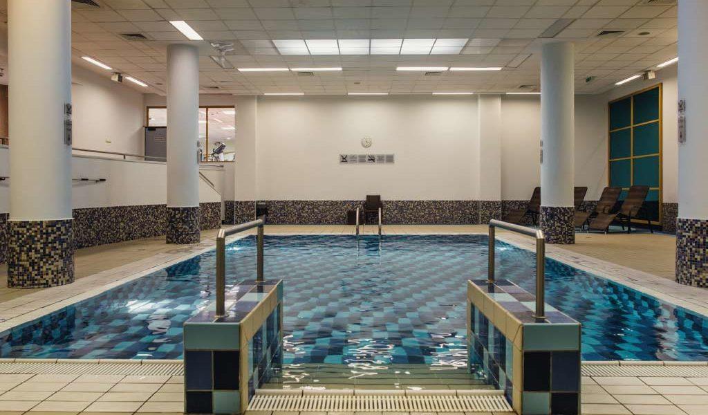 Fitness World Szczecin - basen